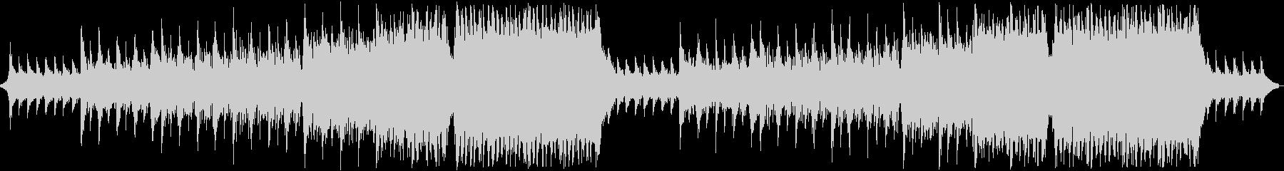 ポジティブポップオーケストラx2回の未再生の波形