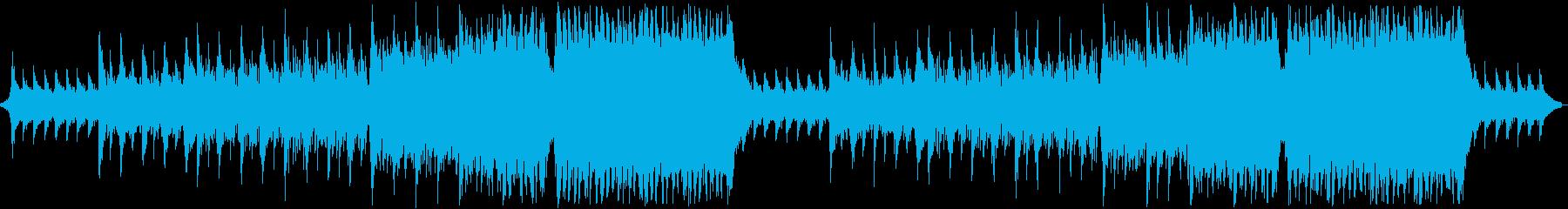 ポジティブポップオーケストラx2回の再生済みの波形