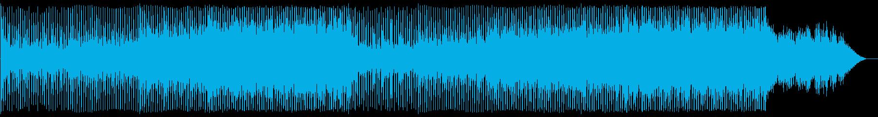 メローでリズミカルなテクノポップサウンドの再生済みの波形