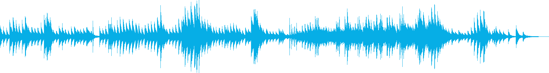 Compassion (piano ballad, impression, gentle)'s reproduced waveform