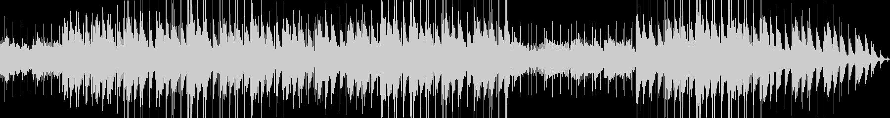 切ないギターヒップホップサウンドの未再生の波形