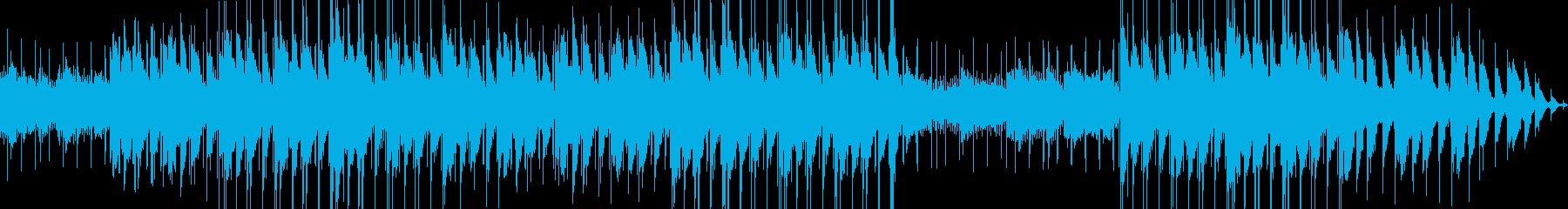 切ないギターヒップホップサウンドの再生済みの波形