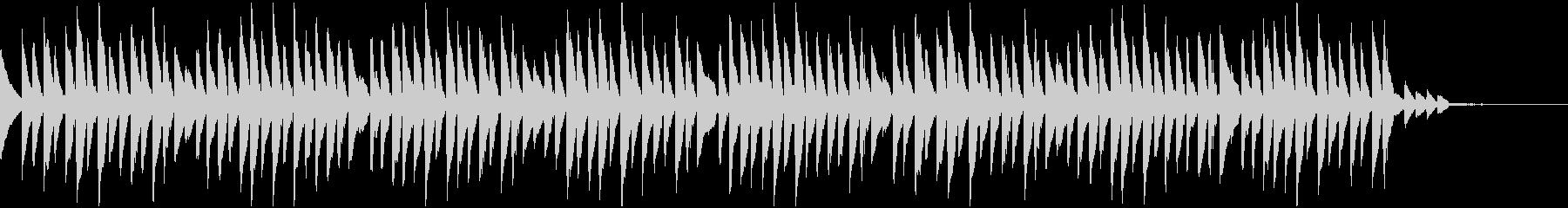 ピコピコ(クイズやシンキングタイム)の未再生の波形