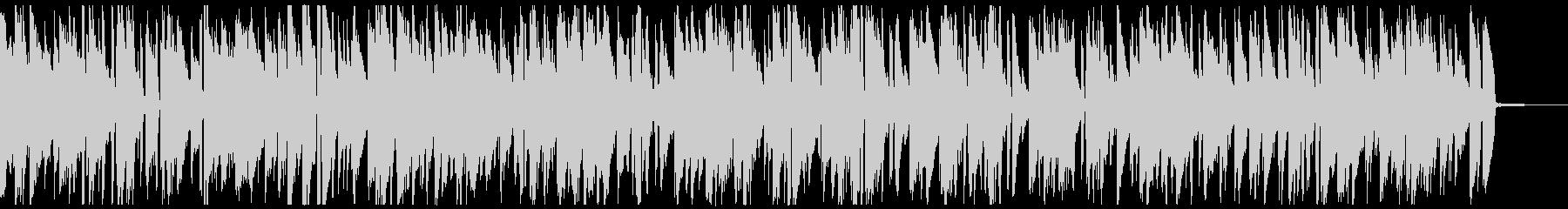 ピアノ・トリオNo.7/ワルツの未再生の波形