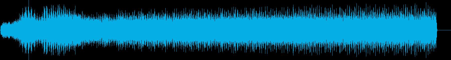 工場機械;マシンハム/バズは素早く...の再生済みの波形