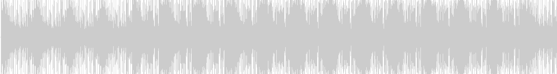 ジャジーで大人の雰囲気BGMの未再生の波形