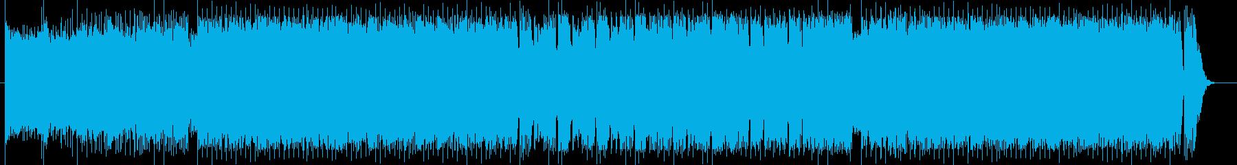 敵の行進 魔王軍進行 バトルBGMの再生済みの波形