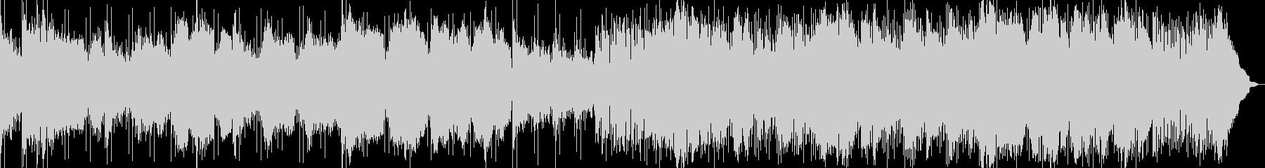ファンタジーRPGの森のイメージの未再生の波形