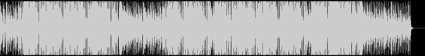 ポップで鮮やかなEDMハウス CM・映像の未再生の波形