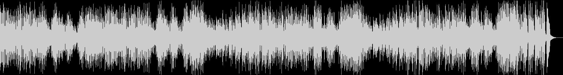ピアノの練習シーン等に最適なソナチネ風曲の未再生の波形