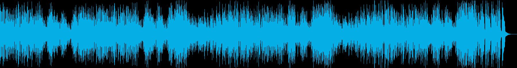 ピアノの練習シーン等に最適なソナチネ風曲の再生済みの波形
