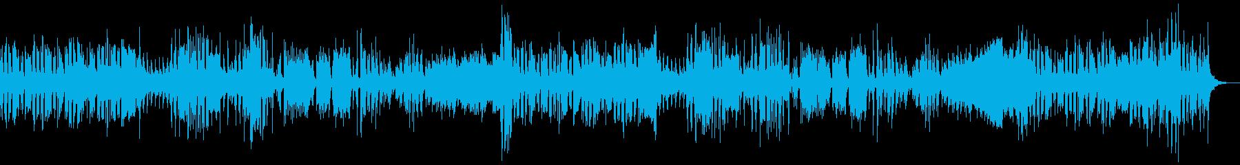 かわいい映像・リコーダー(フル)の再生済みの波形