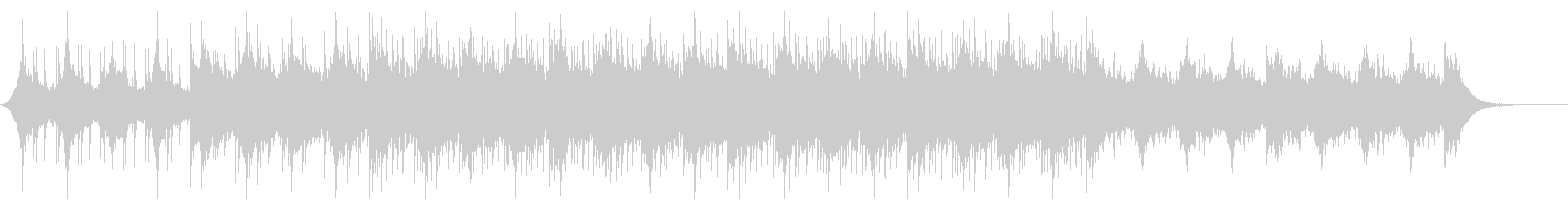 ウェディング3 Dショート、キラキラの未再生の波形