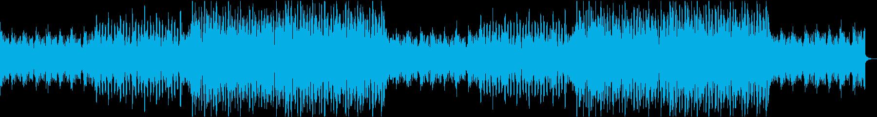 きらきらピアノ企業VPコーポレートaの再生済みの波形