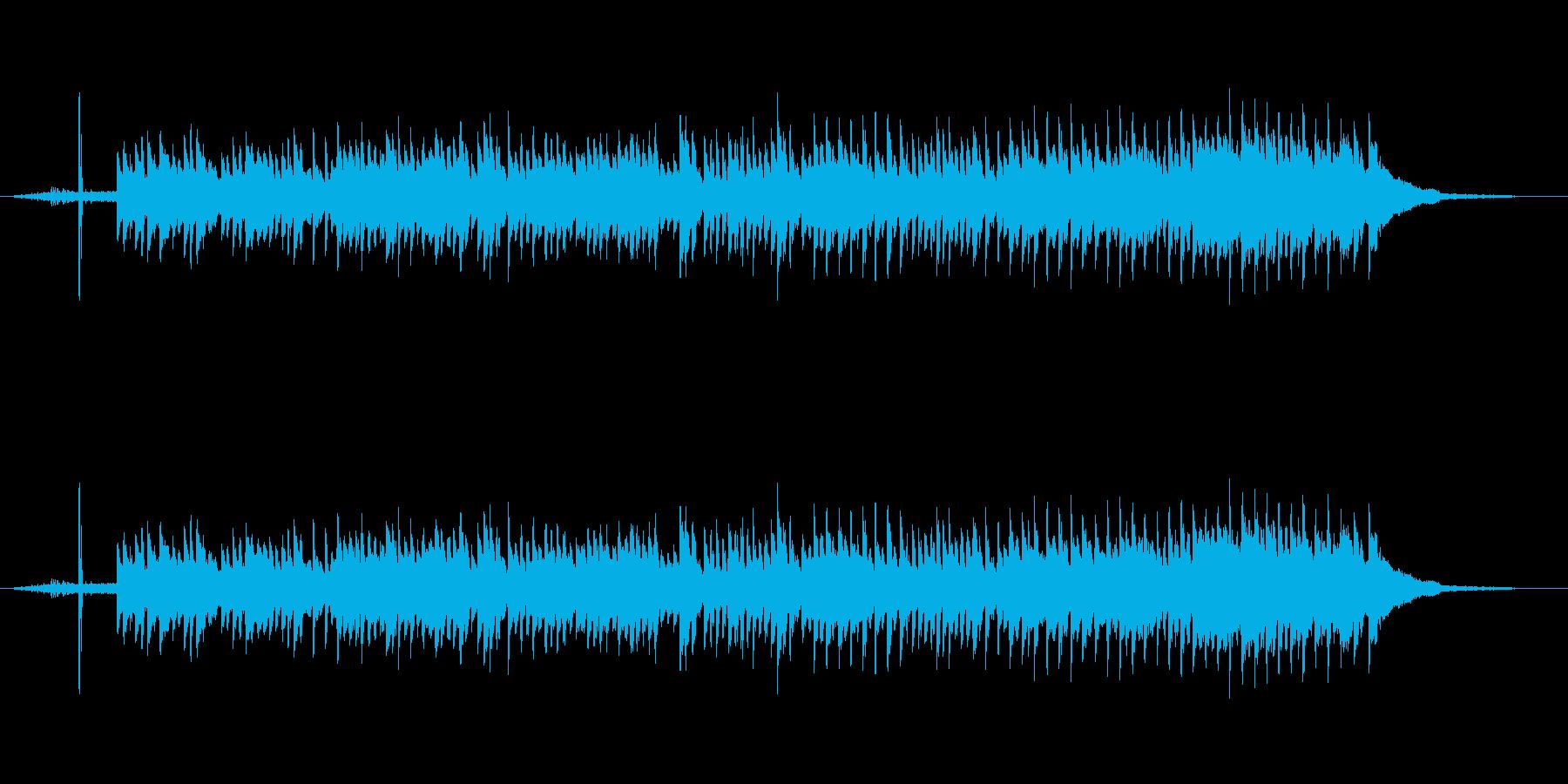 Dropの再生済みの波形