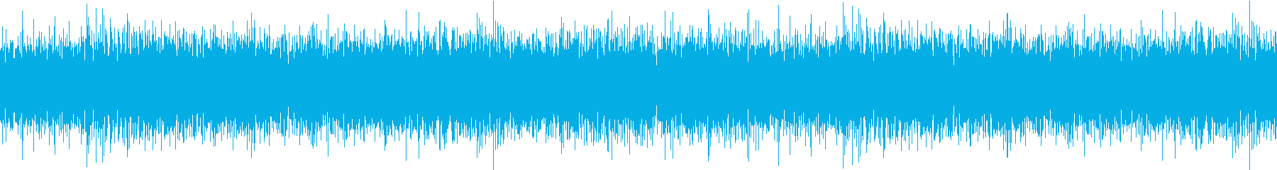 SunaArashi TVの砂嵐 1の再生済みの波形