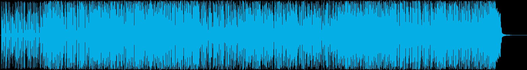 元気が湧いてくる♬お日様ブラスポップの再生済みの波形