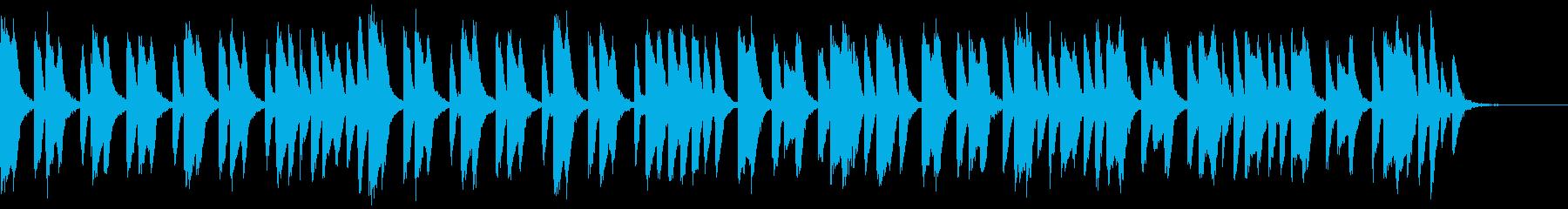知育・料理・パズル・日常ピアノ13Aの再生済みの波形