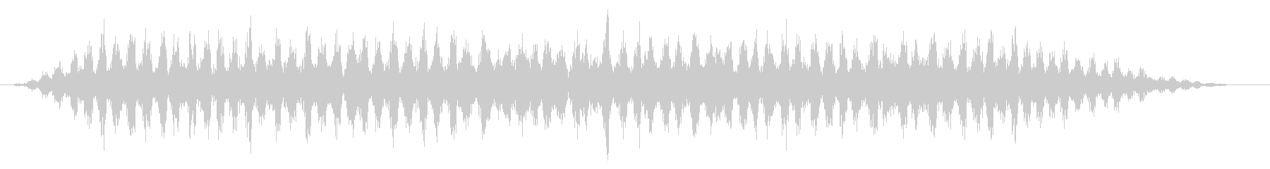 カエル/田舎/梅雨(10秒Ver.)の未再生の波形