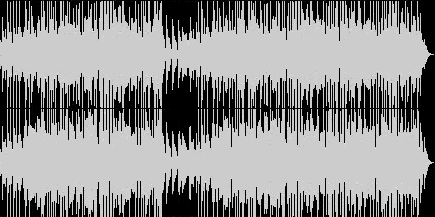 ほのぼの70'アメリカンレイドバックの未再生の波形