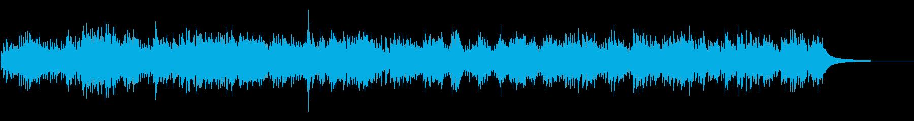 鐘が鳴るの再生済みの波形
