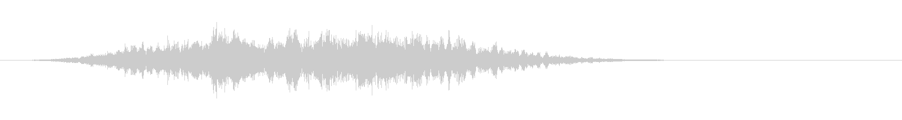音楽:不気味なオーケストラベルパタ...の未再生の波形