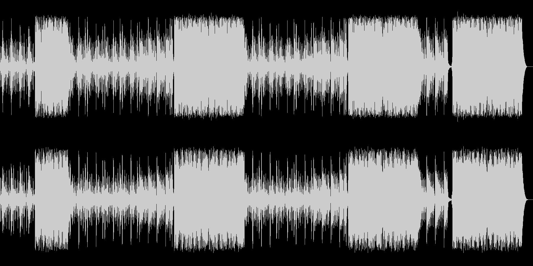 バイオリン/ヒップホップ/中東風/#3の未再生の波形