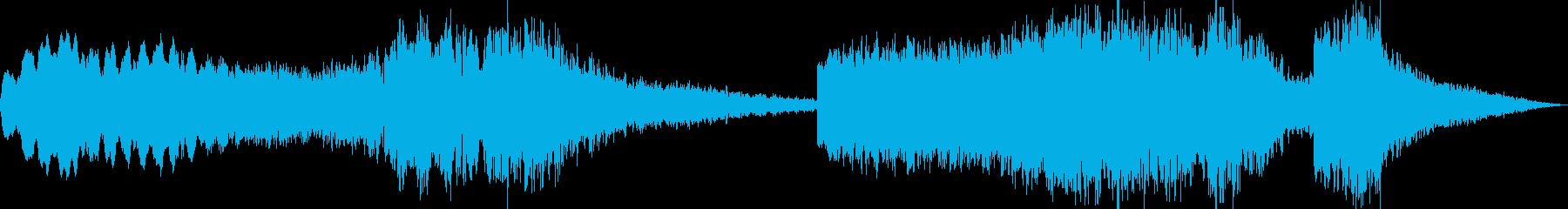 【ホラー】 【ゲーム】 ホーンテッドの再生済みの波形