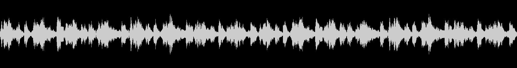 【リズムなし・ループ】明るい口笛タムタムの未再生の波形