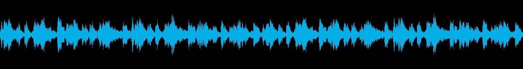 【リズムなし・ループ】明るい口笛タムタムの再生済みの波形