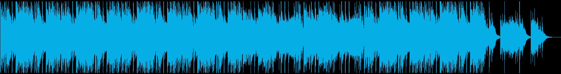 オーディオドラマ向けBGM/サスペンス3の再生済みの波形
