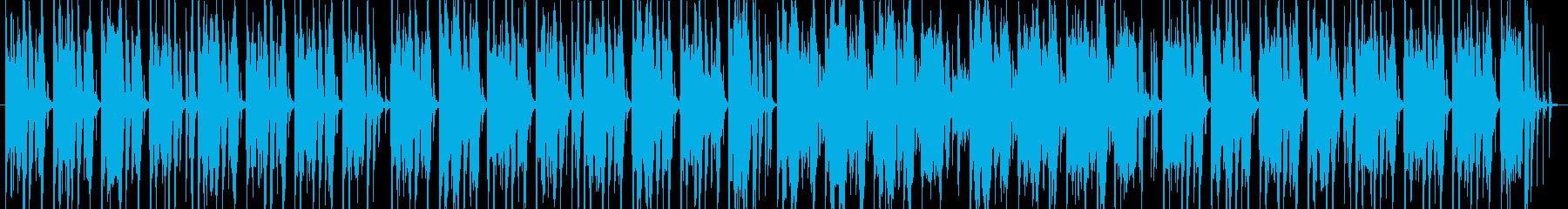 電気楽器。ロボット機械溝。優れた「...の再生済みの波形
