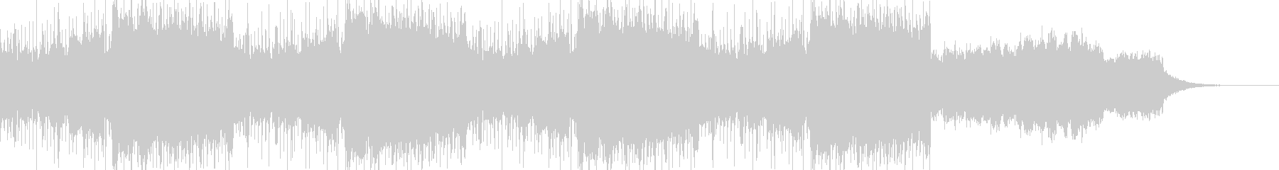 インダストリアルなダークシンセ音_02の未再生の波形