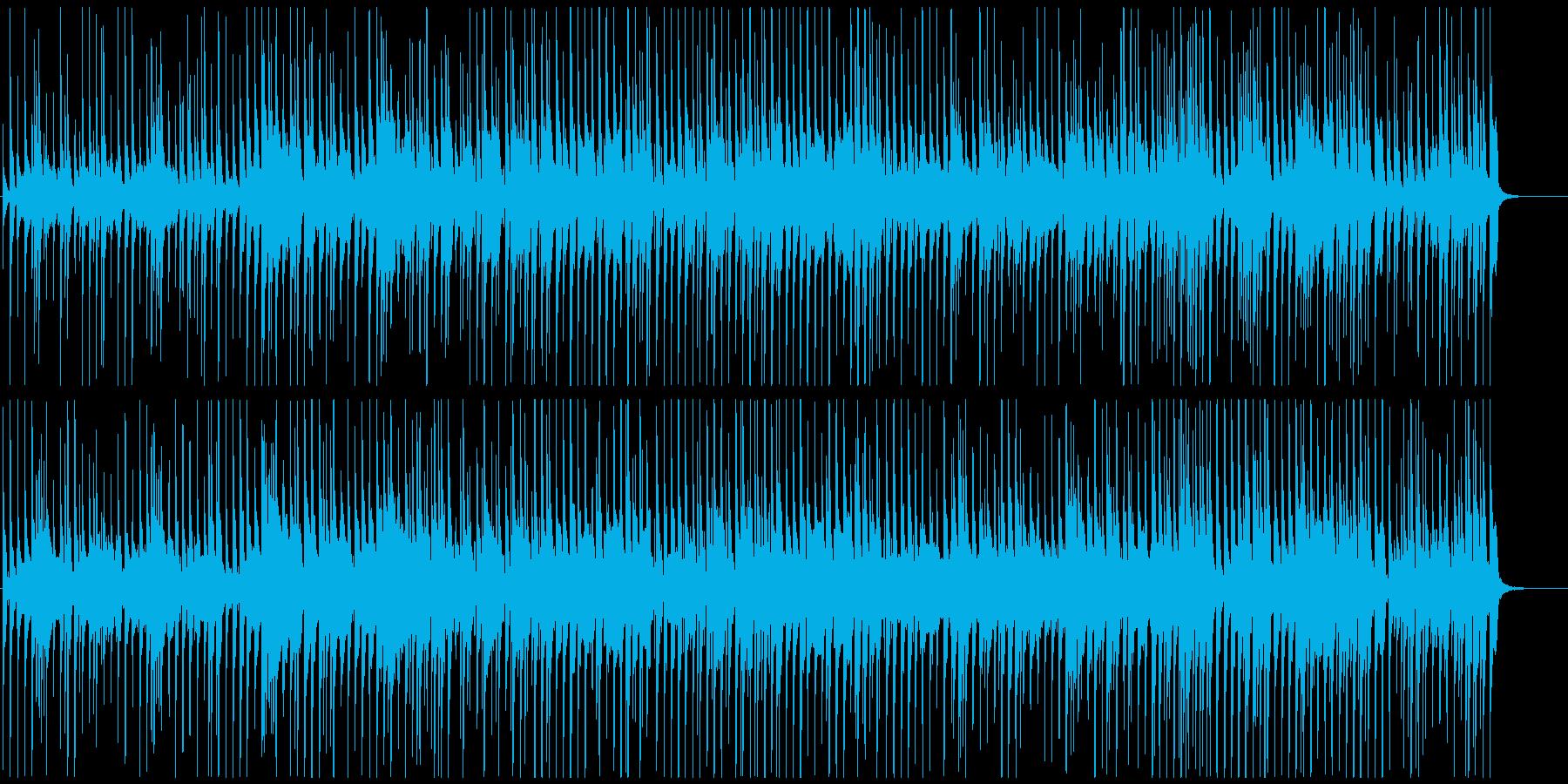 かわいいポップ登場マーチ ほのぼの楽しいの再生済みの波形