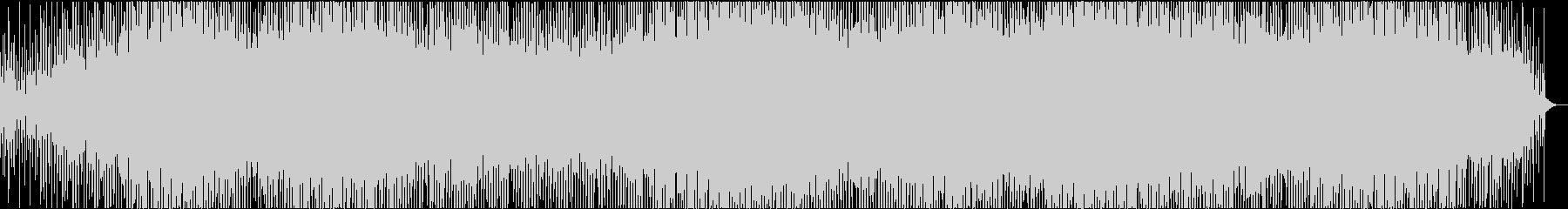 動画14 16bit48kHzVerの未再生の波形