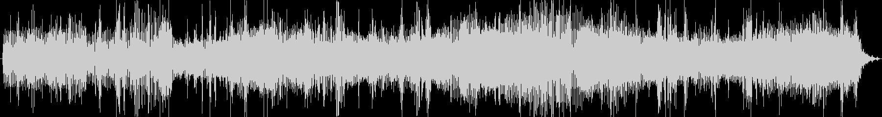 ドローン ストレッチ01の未再生の波形