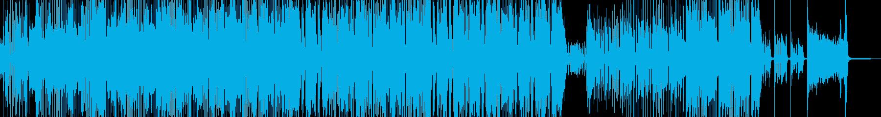 賑やかでハイテンションなスカポップ Cの再生済みの波形