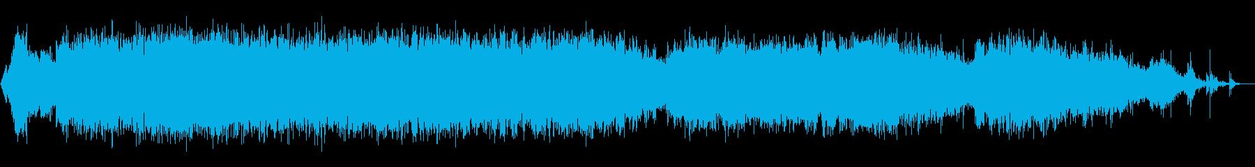 MEDIUM STUDIO AUD...の再生済みの波形