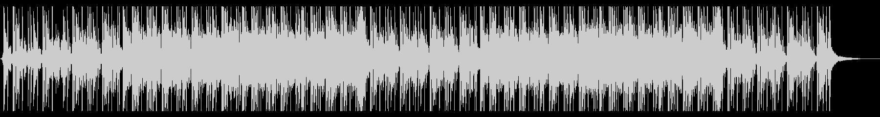 切なさのあるヒップホップなリズムのEDMの未再生の波形