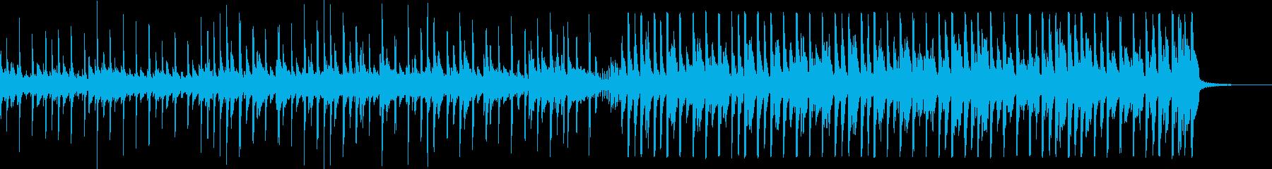 グロッケンシュピールのメロディーと...の再生済みの波形