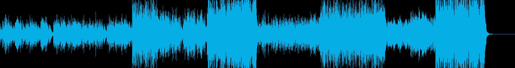 姫チック・踊れるスィングジャズ Hの再生済みの波形