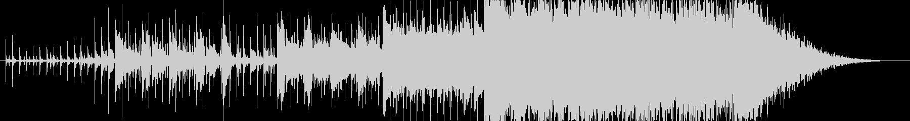 クレッシェンド、プログレッシブイン...の未再生の波形