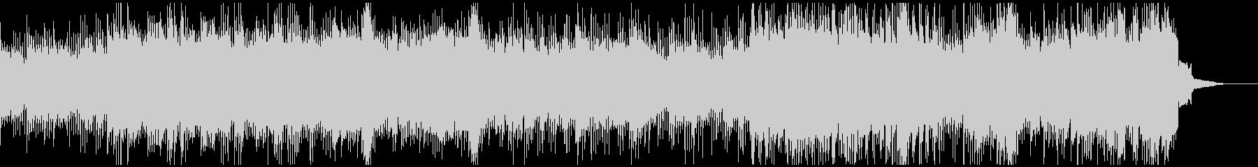 ピアノとストリングス5/感動の未再生の波形