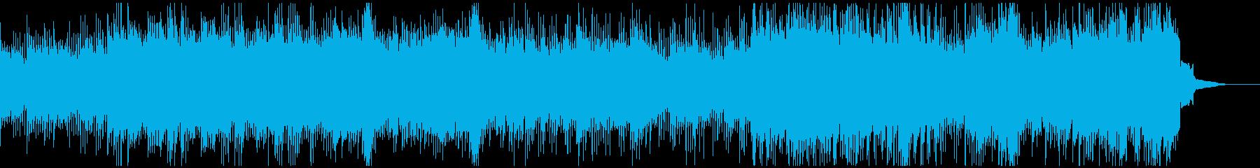 ピアノとストリングス5/感動の再生済みの波形