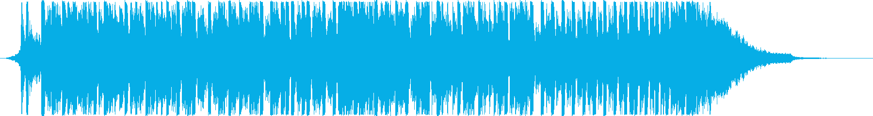 雅な和風フューチャーベースのジングルの再生済みの波形