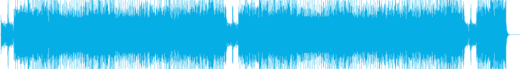 「HR/HM」「DARK」BGM156の再生済みの波形