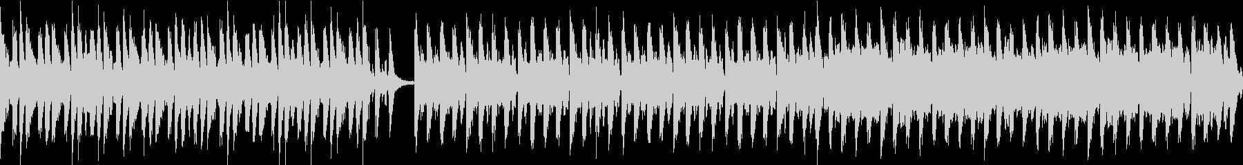 コミカルオーケストラ/カラオケループ仕様の未再生の波形