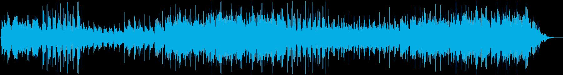 ファンタジー・未開の土地・ケルト音楽の再生済みの波形