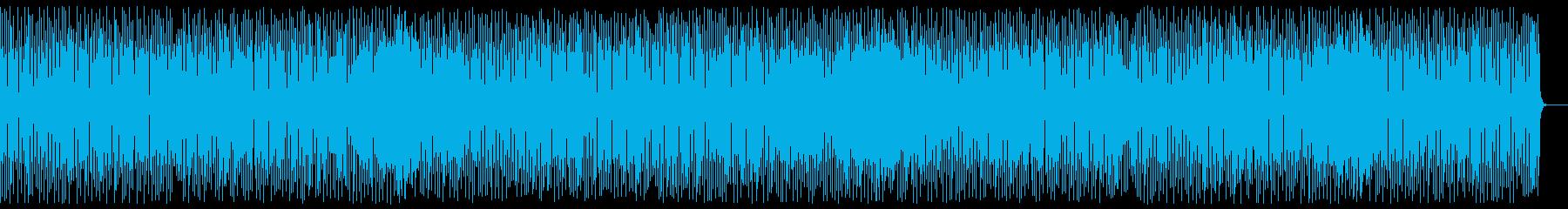 疾走感のある情熱的なジプシージャズの再生済みの波形