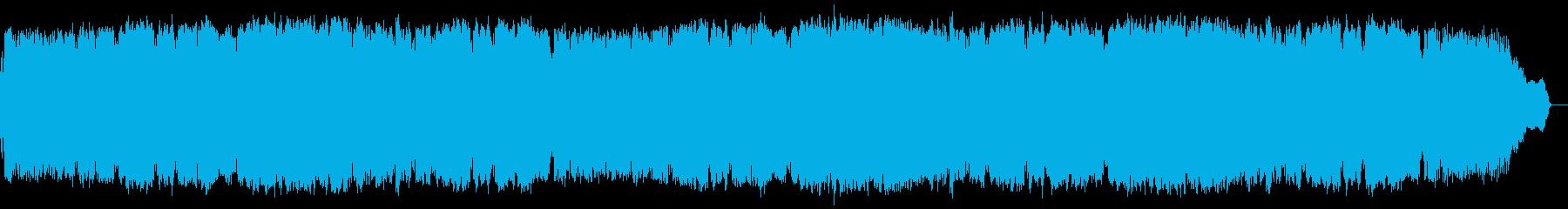 優しく寄り添うサックスの3連ロカバラ歌謡の再生済みの波形